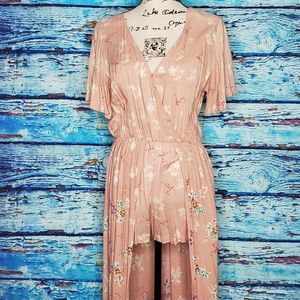 Angie Romper/Dress Combo Size Large